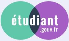 Logo du site 'Le portail étudiant'